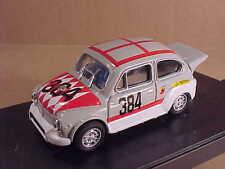 Progetto K 1/43 Diecast Fiat Abarth 1000, 1971 Trento-Bondone Hill Climb #PK 149