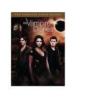 The Vampire Diaries: Season 6 Free Shipping
