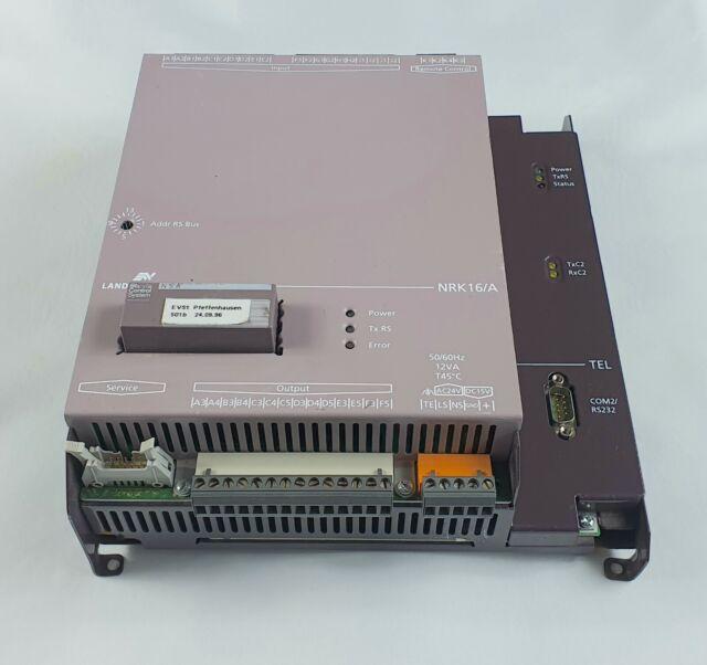 Siemens landis /& staefa nruf//a BMS ni1000 Controller p31