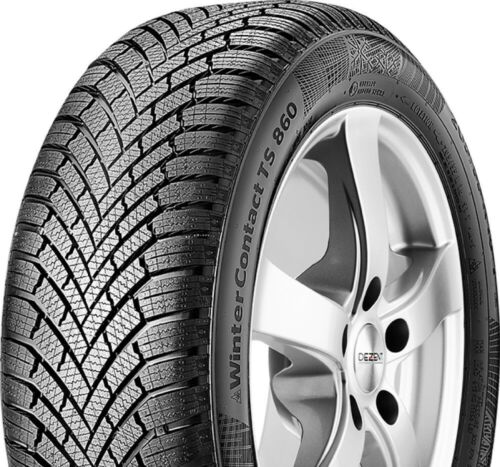 WINTERCONTACT TS 860-225//45 R17 91H Invernali gomme nuove CONTINENTAL