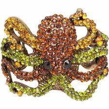NEW Octopus Squid Kraken Statement Bracelet Steampunk Pirate Mermaid Cosplay
