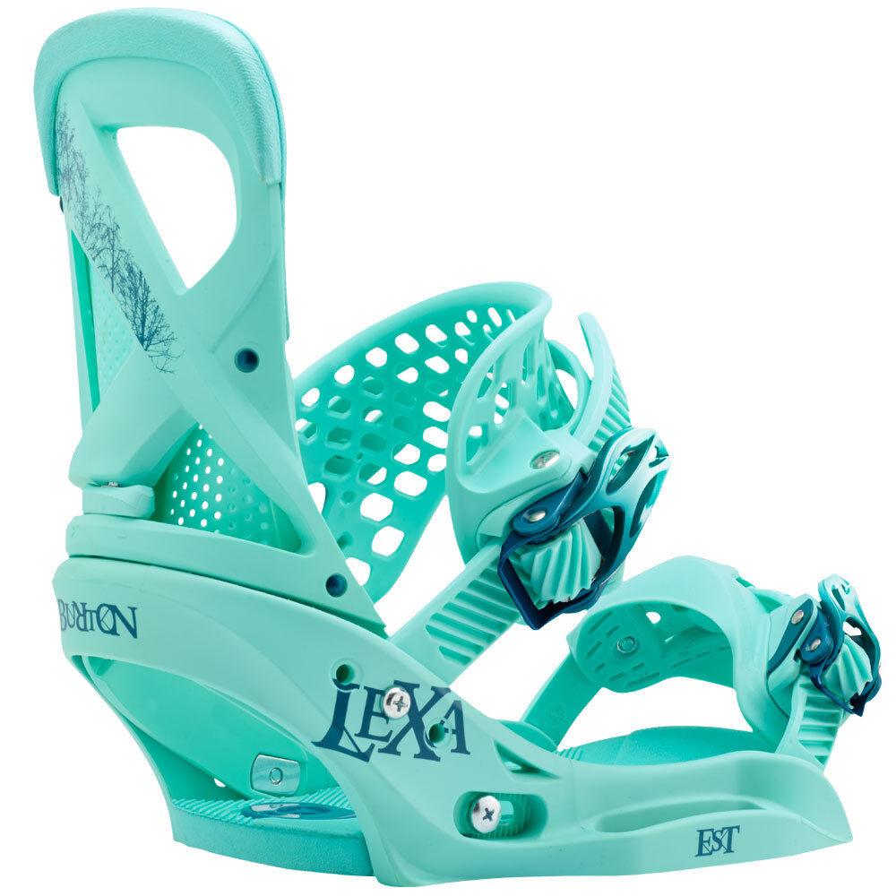 Burton Lexa Est Mujeres Fijaciones Snowboard Fijaciones ICS 2015-2019 2015-2019 2015-2019 Nuevo 2ef783