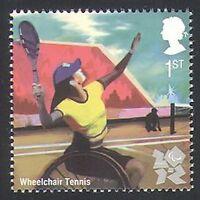 GB 2011 Sports/Olympics/Olympic Games/Wheelchair Tennis 1v (b7812a)