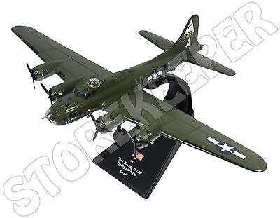 Boeing B-17F Flying Fortress - SKY WOLF - USA 1944 - 1/144