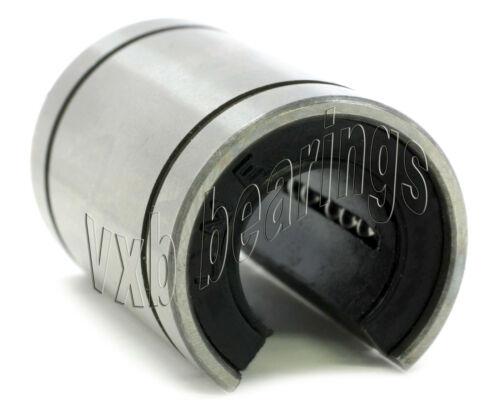 SMS16GUU-OP 16mm Open Slide Bush Ball Miniature Linear Motion Bearings 19678