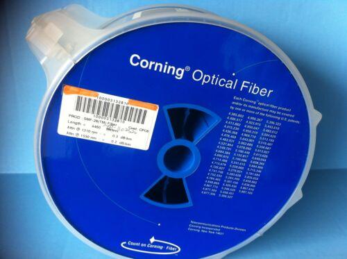 Corning S//M fiber SMF-28 Optical Bare Fiber 5000 m 5km Please check details.