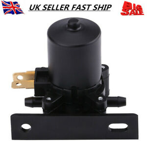 UNIVERSAL WINDSCREEN WIPER WASHER PUMP 12V ELECTRIC WATER PUMP VAN MPV