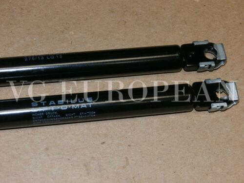 Shock Pair Lift Supports STABILUS New BMW E36 3-Series OEM Hood 2 Struts