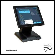 Touchscreen Epos System For Dry Clean Pos Cash Register Till Laundrette Laundry