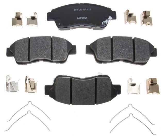 Disc Brake Pad Set-ST Front Raybestos MGD562CH