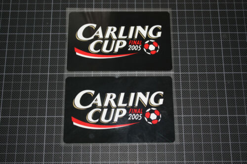 05 CARLING CUP FINAL PATCHES