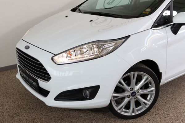 Ford Fiesta 1,0 SCTi 125 Titanium X - billede 3