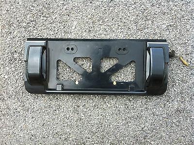 Toyota AE86 Levin Trueno OEM Zenki Rear Reflector Garnish Plate