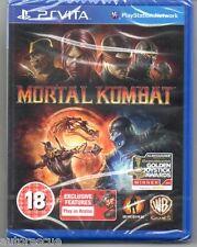 """Mortal Kombat """"Nuevo y Sellado' * PS VITA *"""
