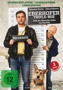 3-DVDs-DIE-EBERHOFER-TRIPLE-BOX-2-u-a-LEBERKASJUNKIE-NEU-OVP