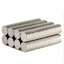 Wholesale N52 6x1mm Strong Neodymium Round Disc Magnet Mini Magnets
