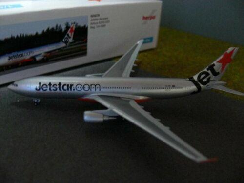 1//500 Herpa JetStar Airbus A330-200 524278 SONDERPREIS 18,99 € statt 29 €
