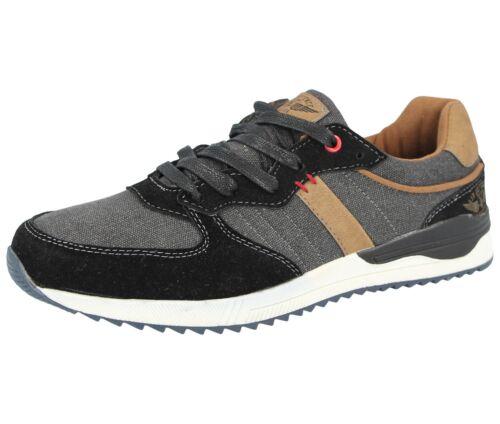 Para hombres Imitación de Cuero Inteligente Con Cordones Semental LOW TOP SNEAKERS Bombas Zapatillas Zapatos