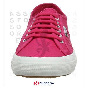 Sport Superga Sneaker Classic Scarpe 2750 Cotu Azalea S000010 4OASqvx