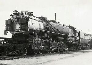Union-Pacific-Steam-Locomotive-9000-Photo-4-12-2-UP-railroad-train