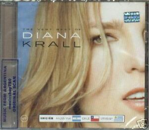 DIANA-KRALL-VERY-BEST-SEALED-CD-NEW-GREATEST-HITS