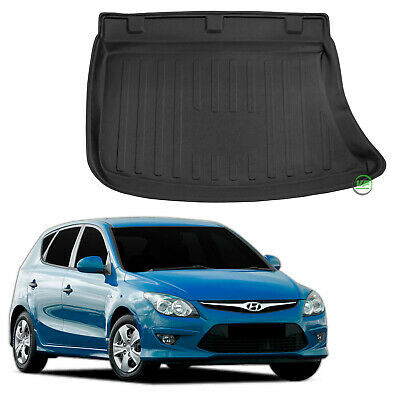 For BMW3 F30 4 Door Saloon 2011/>On Black Heavy Duty Quality Boot Tray Liner Mat
