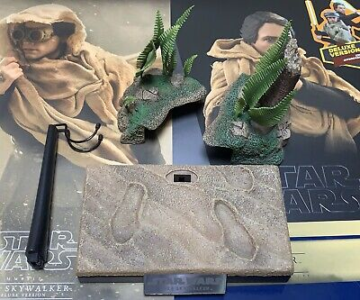 Hot Toys MMS517 Star Wars Return Of The Jedi LUKE SKYWALKER 1//6 Base Stand