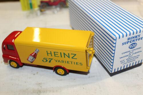 Guy Van Heinz Vdinky Toys Atlas Neuf Boite