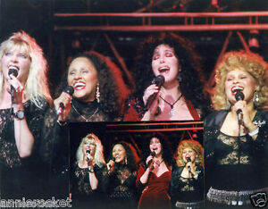 Cher-Pattie-Darcy-Jones-Darlene-Love-Edna-Wright-8-034-x10-034-Mini-Photo-1990s-171