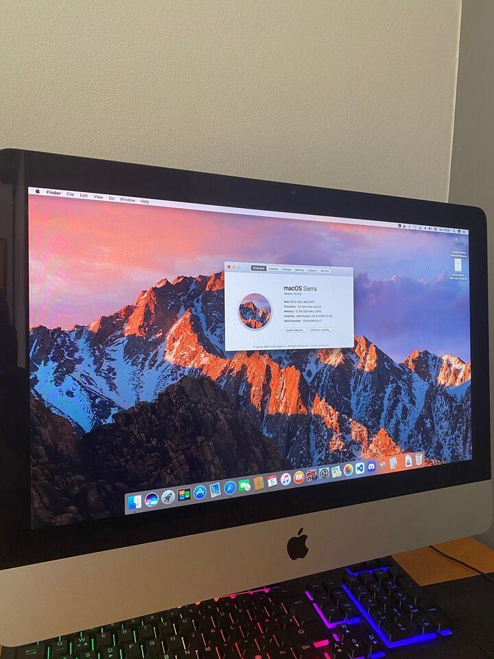 iMac, C02HJQKDDHJF, 2,5 GHz