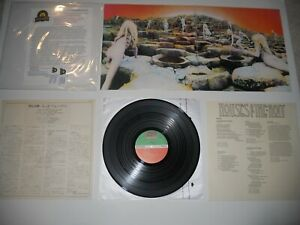 Led-Zeppelin-Houses-of-the-Holy-1st-Japan-Mint-039-73-ARCHIVE-MASTER-Ultrasonic-CLN