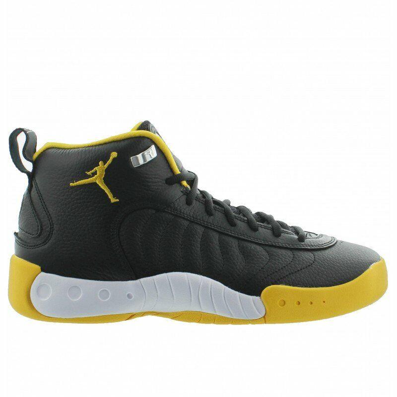 Jordan Jumpman Pro Para Hombre Negro Universidad oro 906876-070 Calzado De Baloncesto