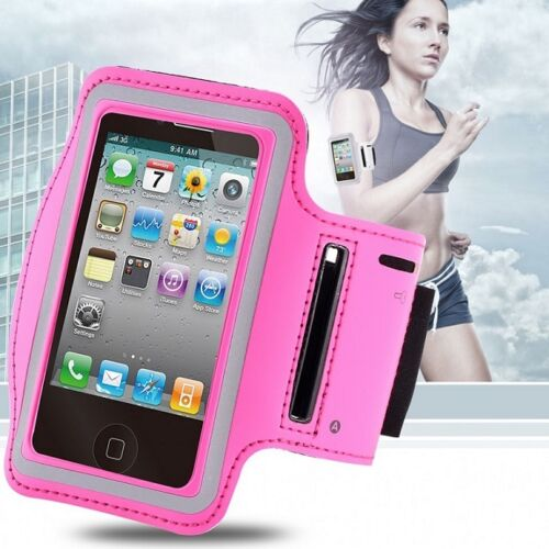 Gym Sports Running Jogging Armband Case Cover Holder for iPhone  4 4S 5 5S 5C SE