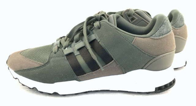 Size 9 - adidas EQT Support RF Olive Green