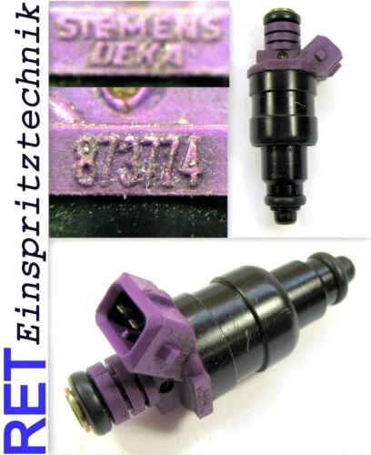 Iniettore strumento Siemens 873774 RENAULT CLIO TWINGO 1,2 puliti esaminato /&
