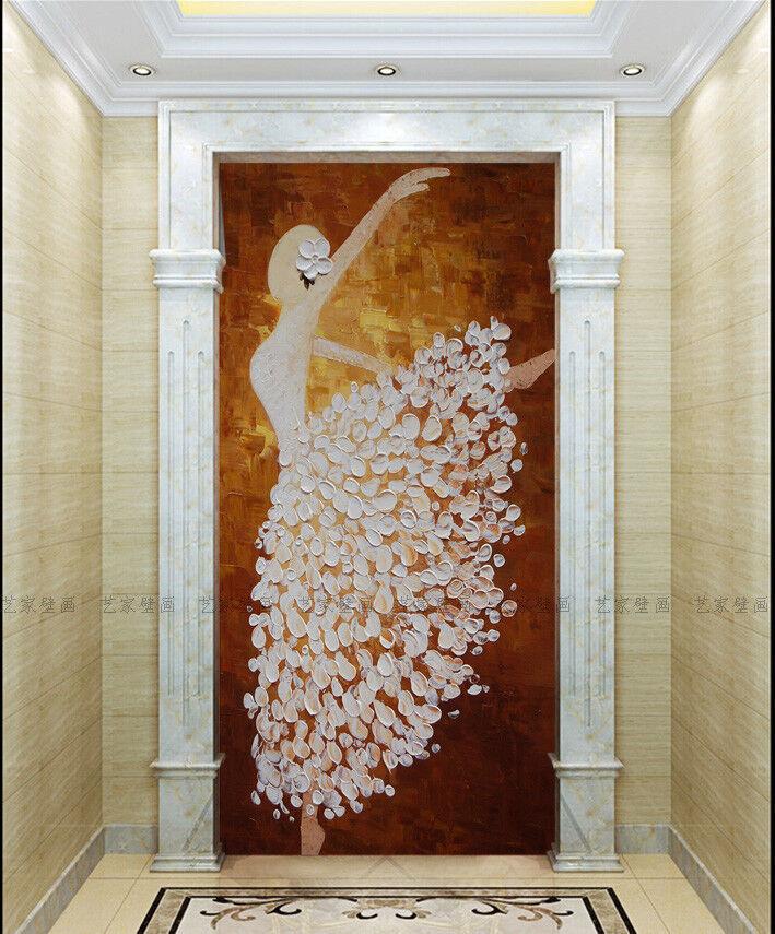 3D Weißes Rockmädchen 9 Tapete Wandgemälde Tapete Tapeten Bild Familie DE Summer