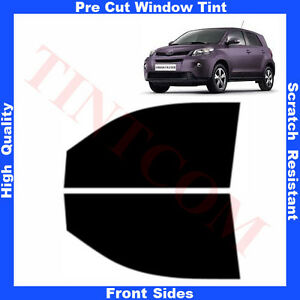 Pre-Cut-Window-Tint-Toyota-Urban-Cruiser-5-Doors-2009-2012-Front-Sides-Any-Shade