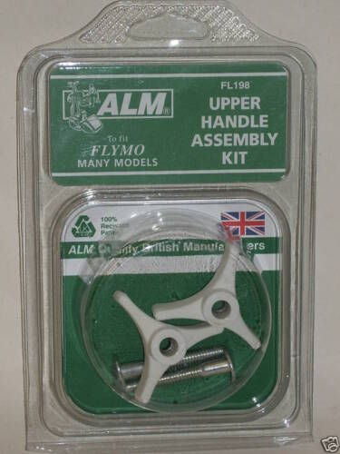 New Alm Upper Handle Assembly Kit Flymo Lawnmowers FL198