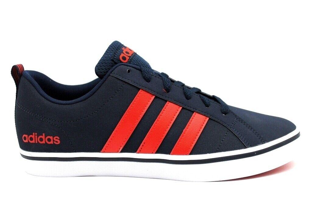 Adidas Turnschuhe Sport Herren Blau B74317 Frieden Vs