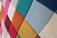 thumbnail 18 - ILLUSION-MODERN-GEOMETRIC-SHAPES-COLOURFUL-BRIGHT-THICK-100-WOOL-PILE-SOFT-RUG