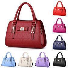 Glitzer Börse Handtasche Damen Tasche Ledertasche dunkel Rot Leder Wildleder
