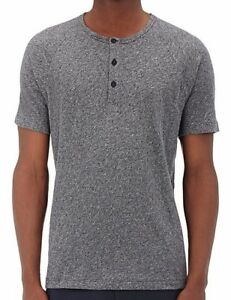 257d3396 Theory Men's Short Sleeve Charcoal Heather Adrik Collision Jersey ...