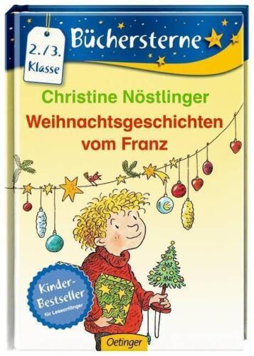1 von 1 - Weihnachtsgeschichten vom Franz (Büchersterne) von Nöstlinger, Christine