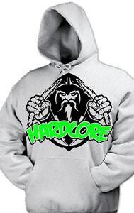 T-SHIRT GABBER HARDCORE Wizzard Wizard Core 2 Techno Gabba Speedcore Industrial