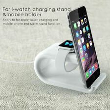 Portable Stand Holder Charging Dock Station - Apple Watch iWatch iphone 7/tablet