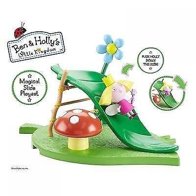Ben /& Holly MAGICAL Diapositive Playset avec figurine-Neuf