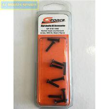 SOCKET HEAD CSK SCREWS M3 X 16 PACK OF 10