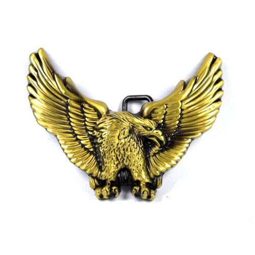 Adorno en la cintura Buckle para cinturón de cambio de modelo Adler oro