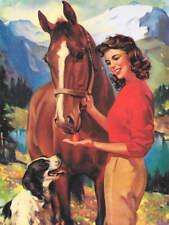 Lady Dog Horse Mountains