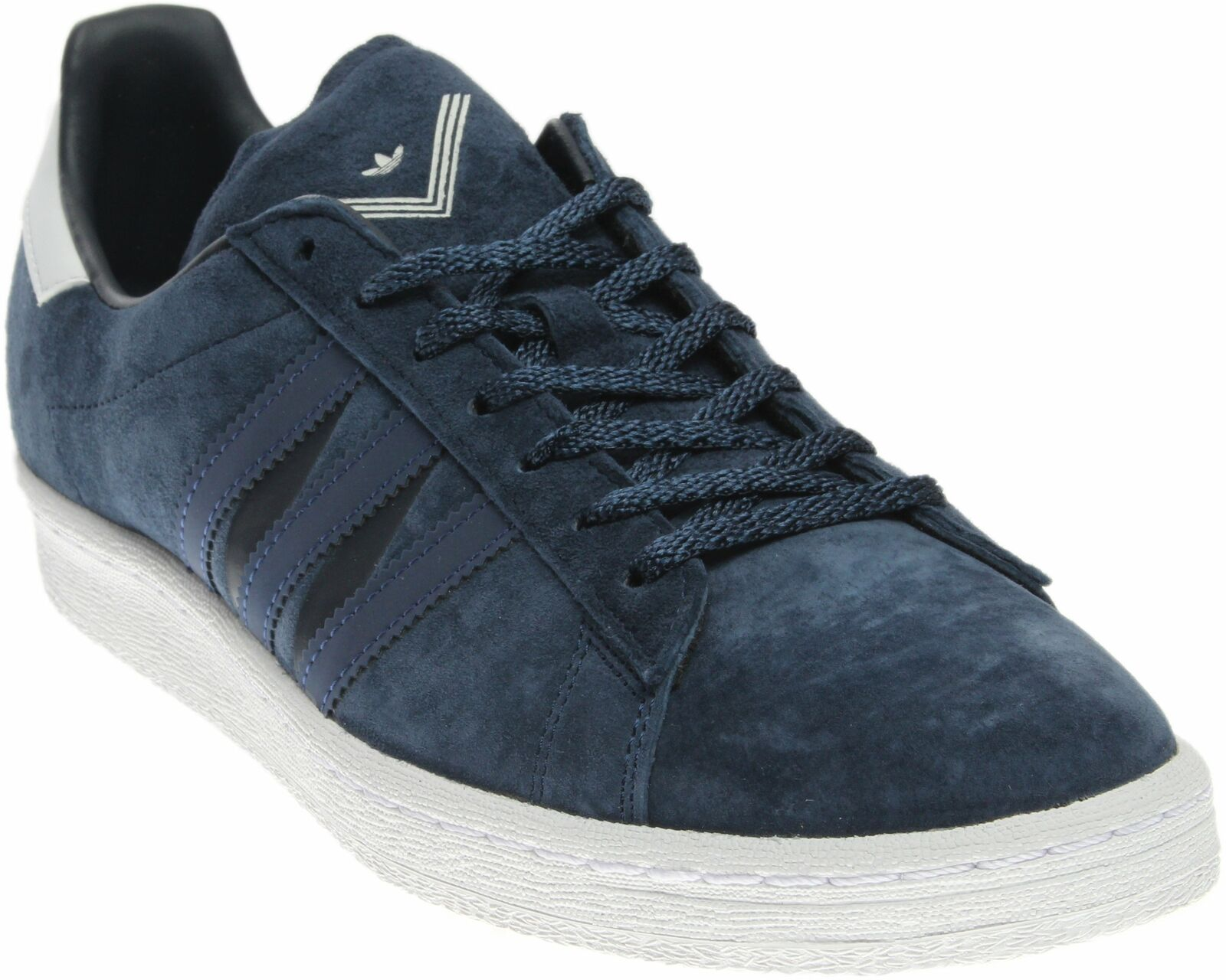 Adidas Campus 80S Sneakers - Navy - Mens